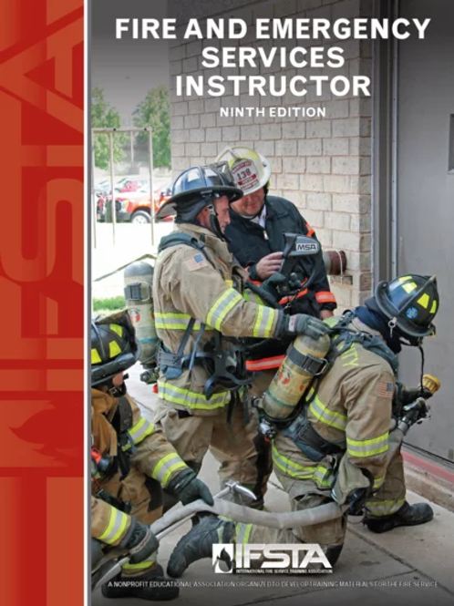 Fire and Emergency Services Instructor, Ninth Edition