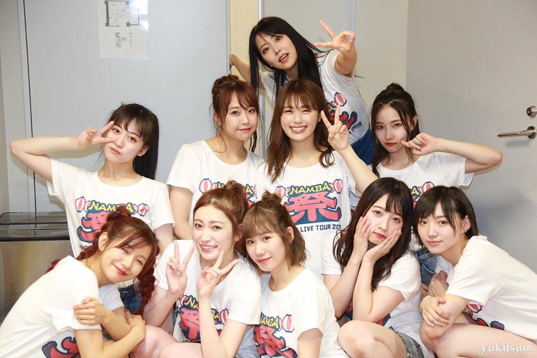 2019.09.04-12 NMB48 LIVE TOUR 2019 ~