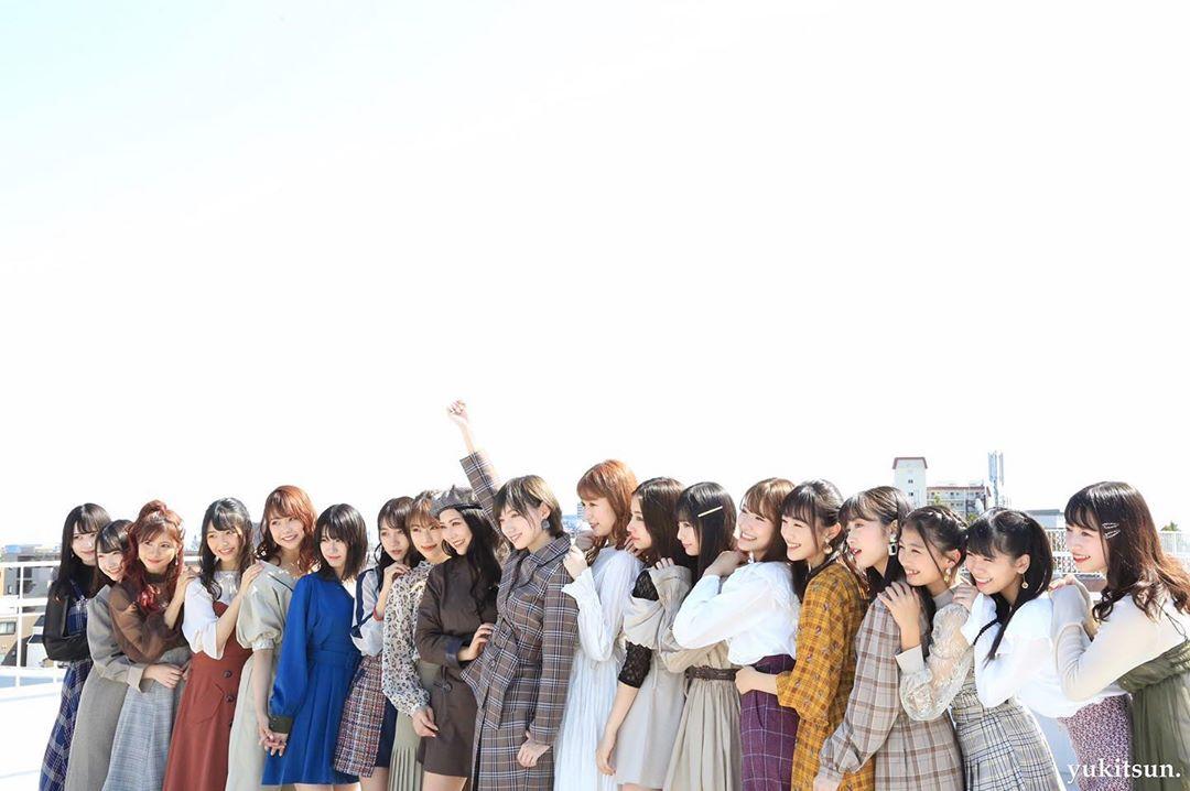 2019.11.6 NMB48 22ndシングル「初恋至上主義」