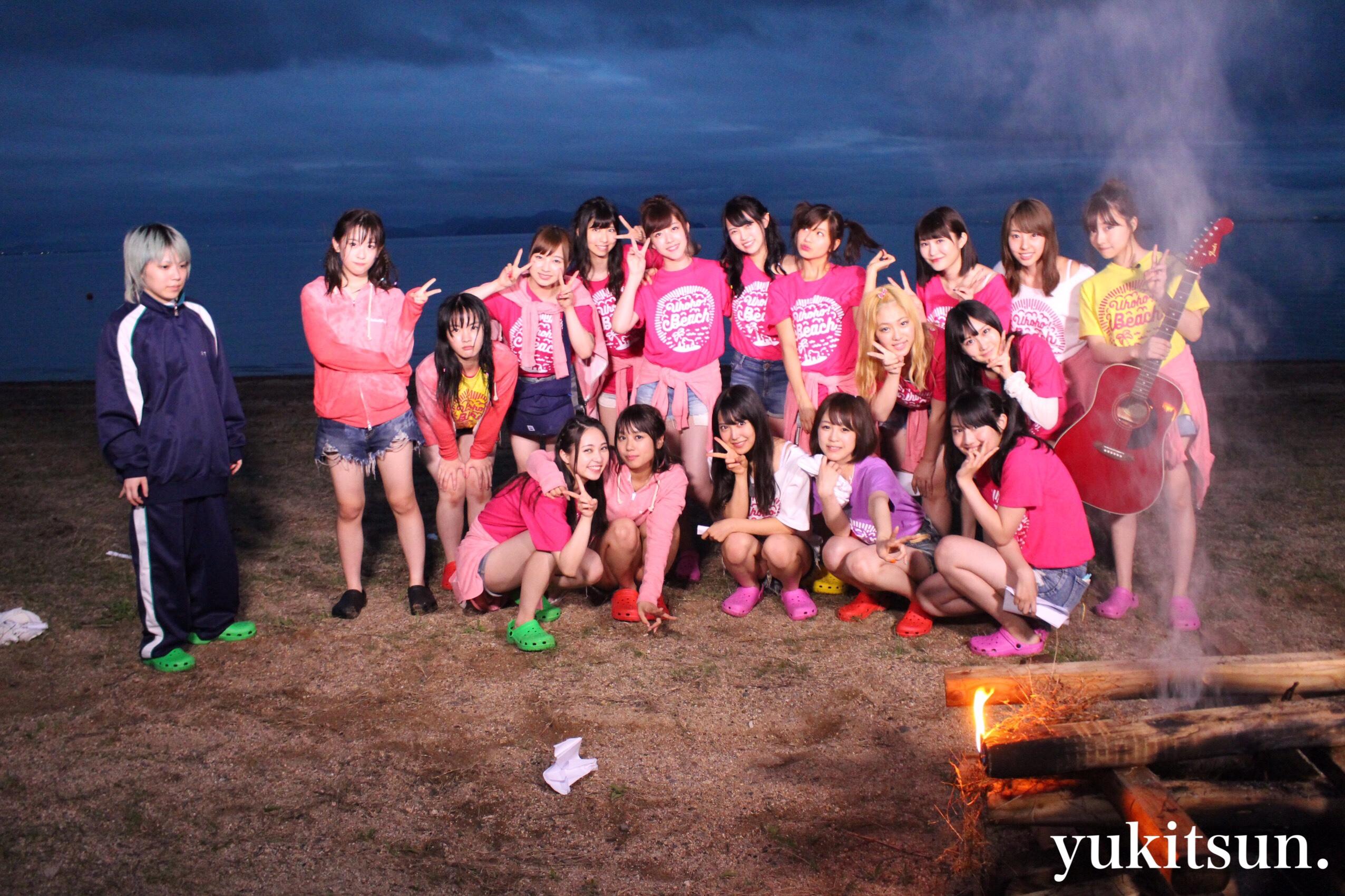 NMB48 CHANNEL チームM『Uhoho!Beach』 7時間生