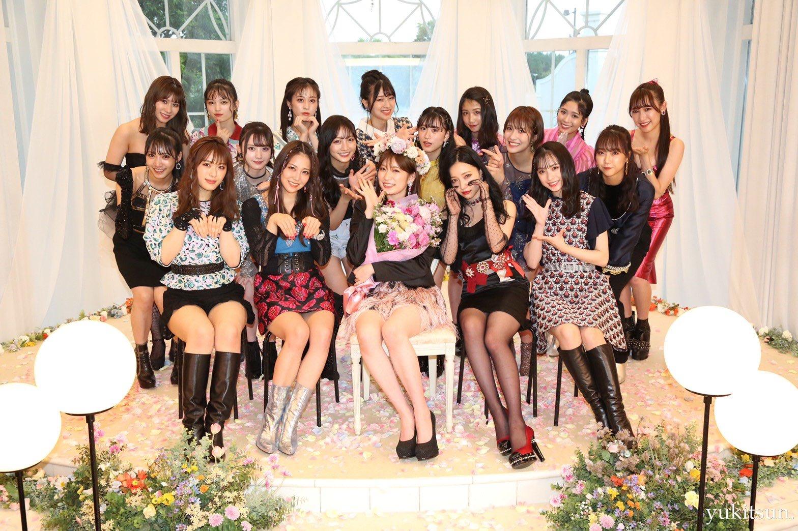 2020.11.18 NMB48 24thシングル「恋なんかNo thank you!」オフショット