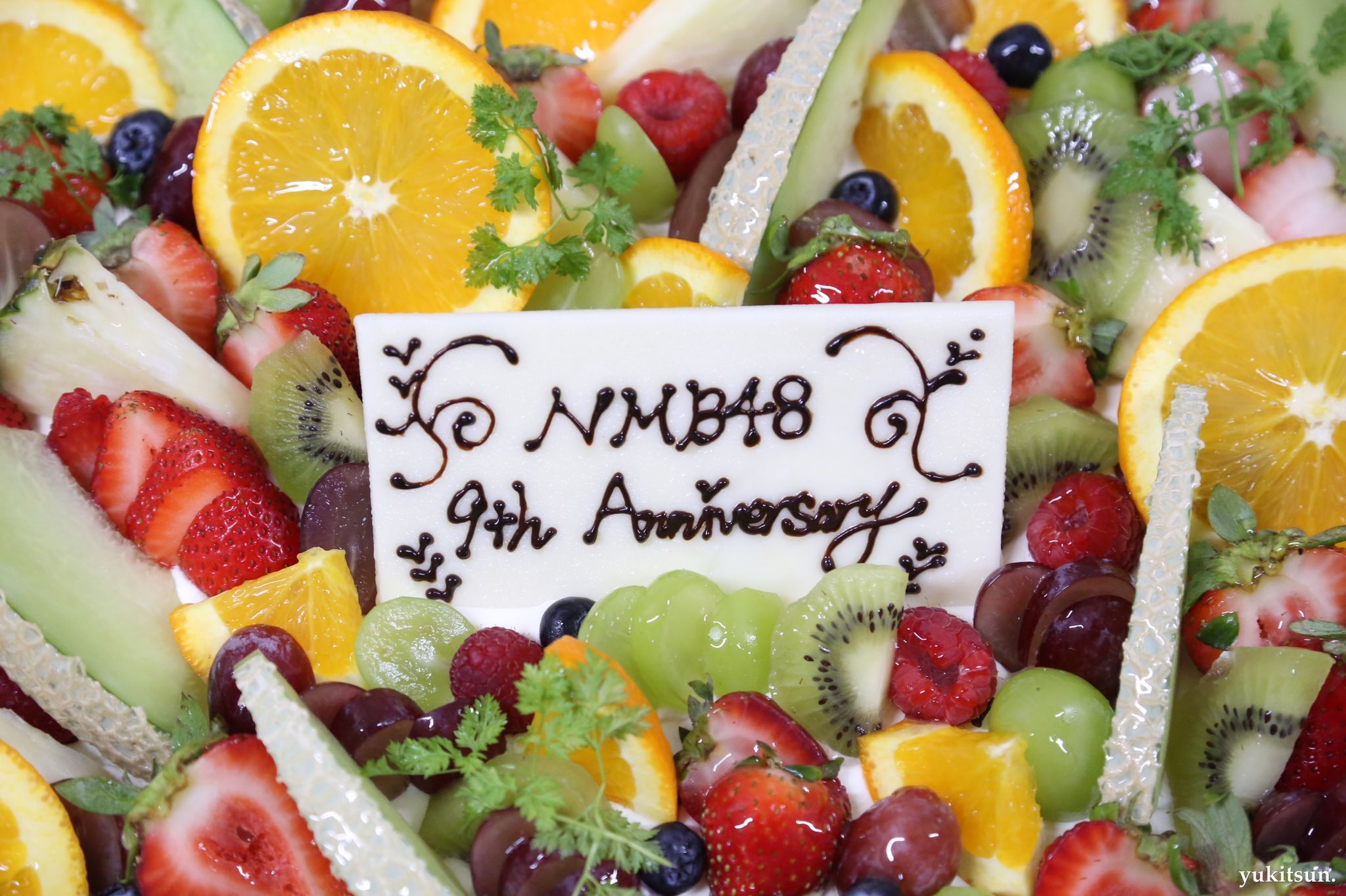 2019.10.5 NMB48 9th Anniversary LIVE