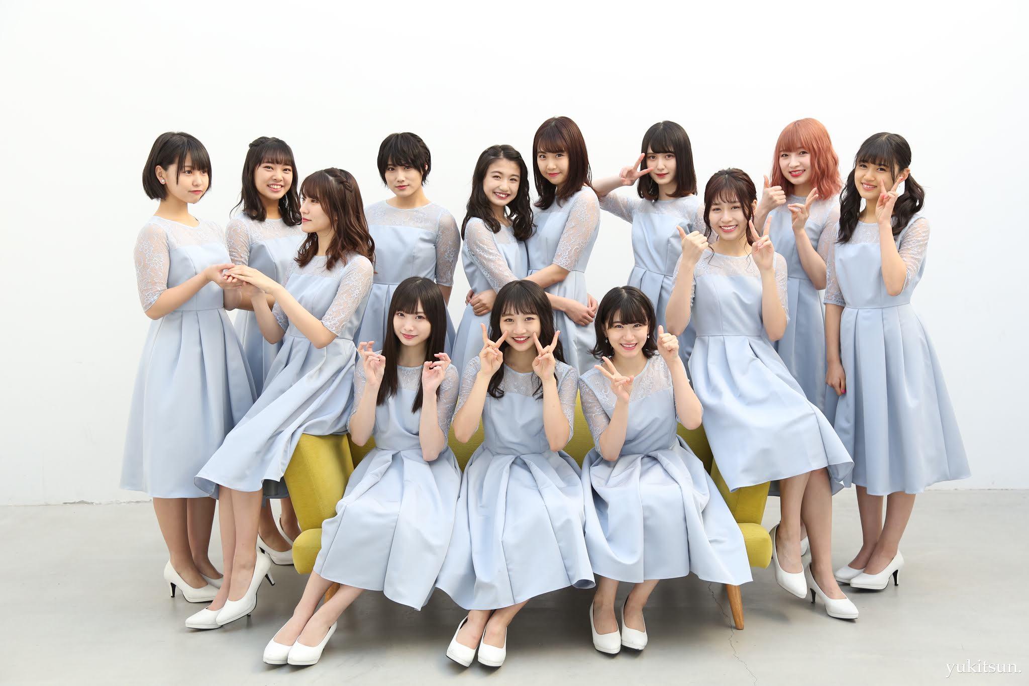 2019.2.20 NMB48 20thシングル 【 #床の間正座娘 】
