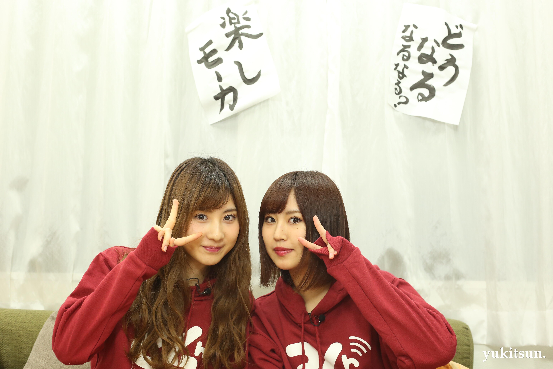 2017.12.22-2 YNN 『24時間テレビちゃん』 オフショット