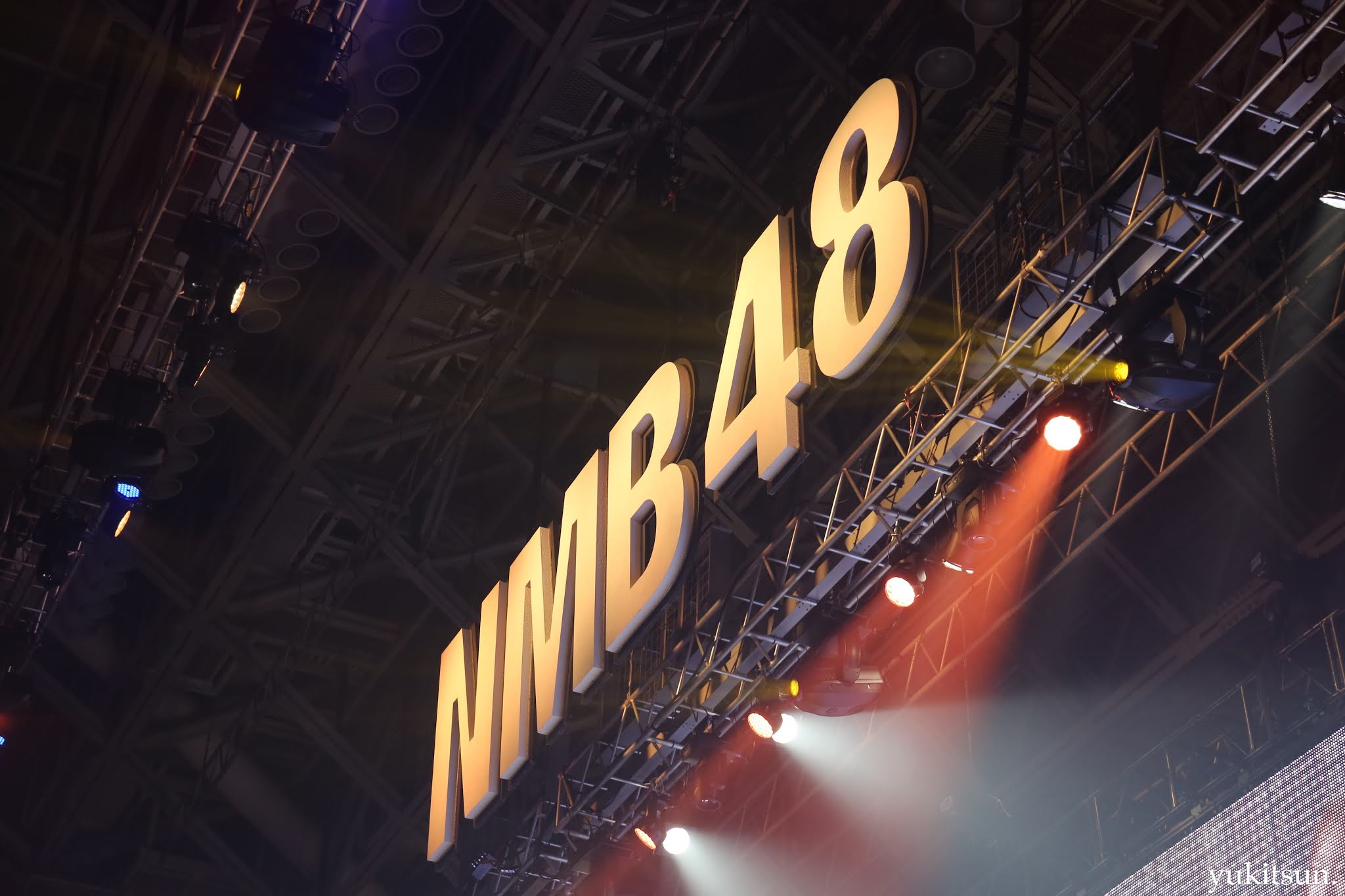 2018.10.2 NMB48 8th Anniversary LIVE