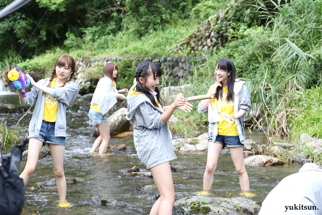 2017.8.19  『GET WILD CAMP』  オフショ