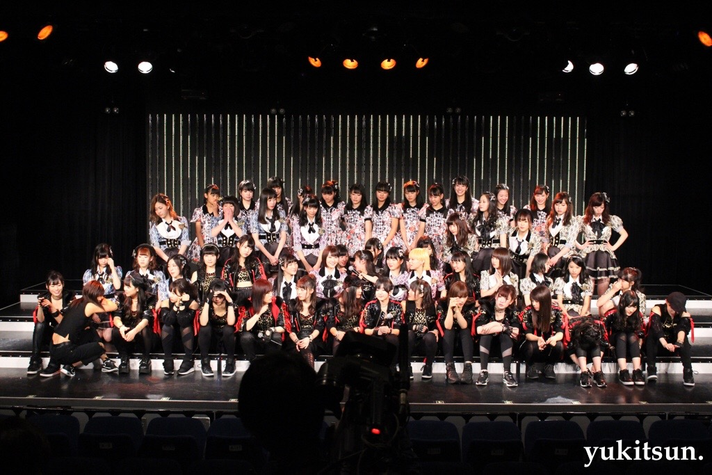 2017.1.1 新春特別公演 NMB48劇場6周年 オフショッ