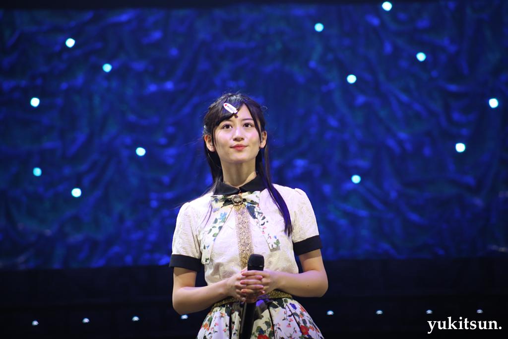 NMB48 上西恵卒業コンサート やっぱり恵ちゃんがナンバーワン in
