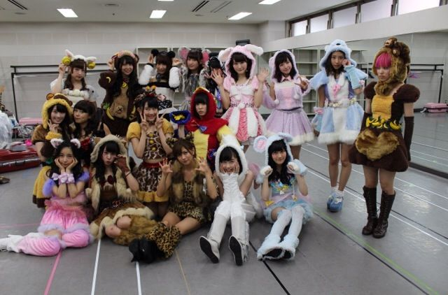 2014.7.23 NMB48 Tour 2014 In Summer