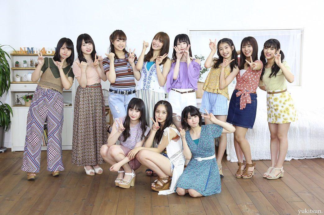 2019.8.14 NMB48 21stシングル teamB2 ジュゴン