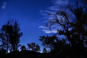 Blue Hour Santa Margarita California