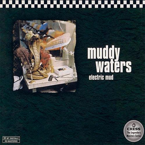 MUDDY WATERS CD Electric Mud