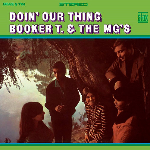 BOOKER T. & THE MG'S LP Doin' Our Thing
