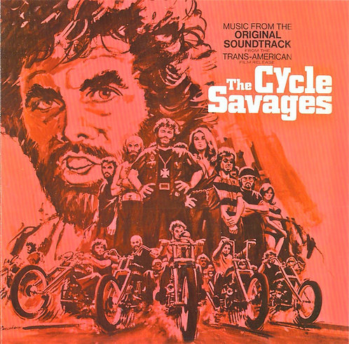 VARIOS CD The Cycle Savages (Music From The Original Soundtrack)