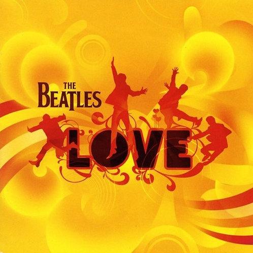 BEATLES 2xLP Love