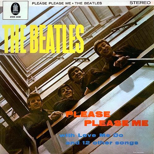 BEATLES LP Please Please Me (German Cover)