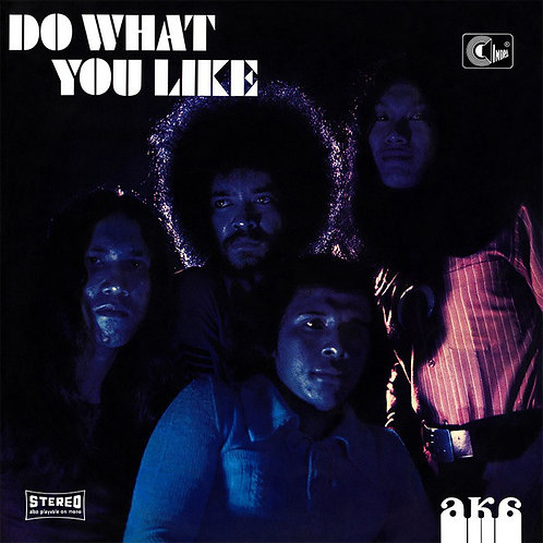 AKA CD Do What You Like (Indonesian Psychedelic Rock)
