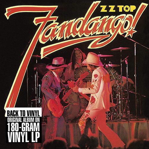 ZZ TOP LP Fandango