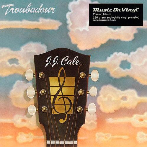 J.J. CALE LP Troubadour (180 gram audiophile vinyl)