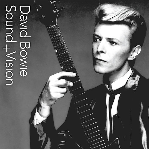DAVID BOWIE BOX SET 4xCD Sound + Vision