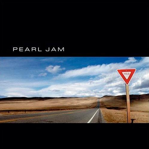 PEARL JAM LP Yield (Die-Cut Cover)