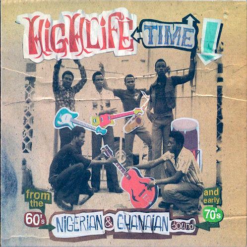 VARIOS 2xCD Highlife Time - Nigerian & Ghanaian Sound
