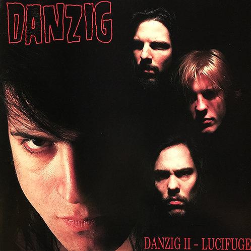 DANZIG LP Danzig II - Lucifuge (Yellow Transparent Coloured Vinyl)