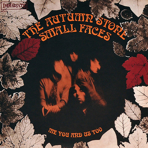 """SMALL FACES 7"""" The Autumn Stone / Me You And Us (Gold Coloured Vinyl RSD 2016)"""