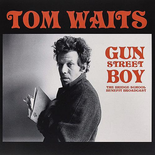 TOM WAITS LP Gun Street Boy The Bridge School Benefit Broadcast