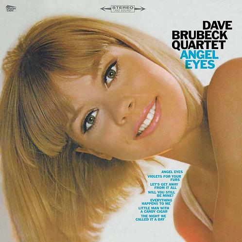 DAVE BRUBECK QUARTET LP Angel Eyes (180 Gram Vinyl)