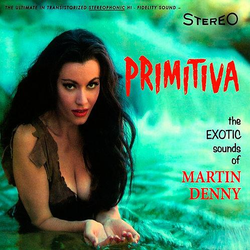 MARTIN DENNY CD Primitiva / Forbidden Island