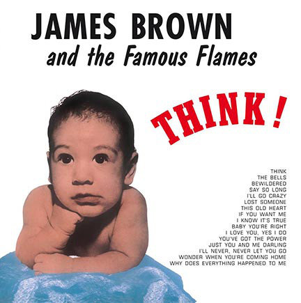 JAMES BROWN AND THE FLAMOUS FLAMESLP Think!