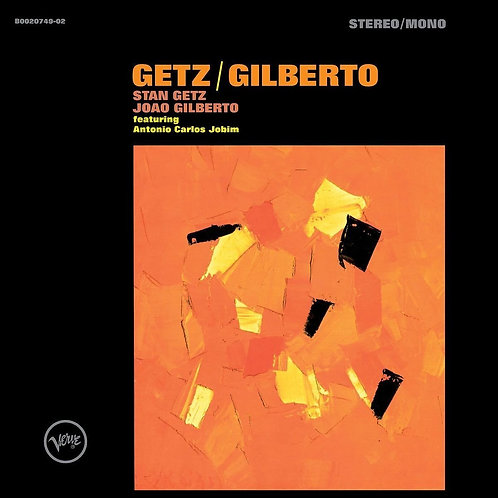 GETZ / GILBERTO CD Getz / Gilberto: 50th Anniversary (Stereo/Mono)