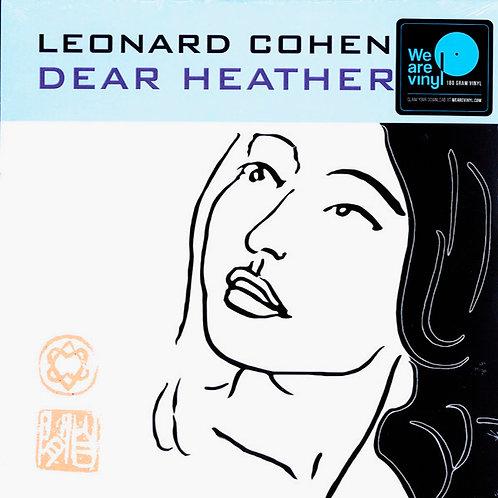 LEONARD COHEN LP Dear Heather