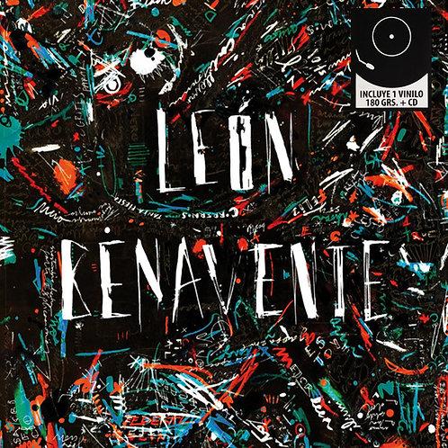 LEON BENAVENTE LP+CD 2