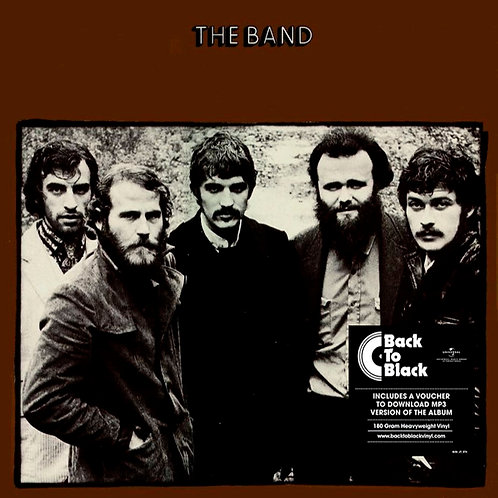 THE BAND LP The Band (180 Gram Heavyweight Vinyl)