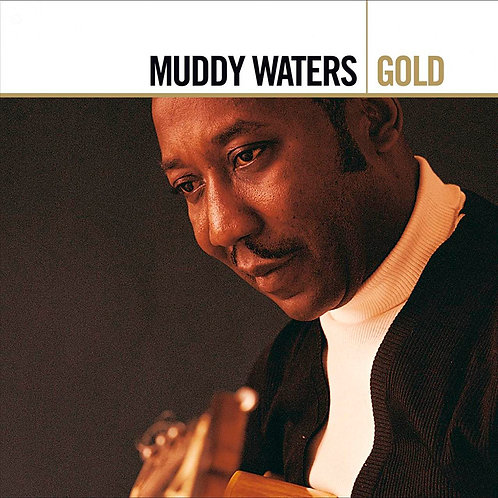 MUDDY WATERS 2xCD Gold (Definitive Collection)