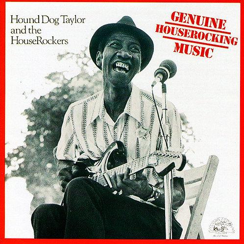 HOUND DOG TAYLOR CD Genuine Houserocking Music