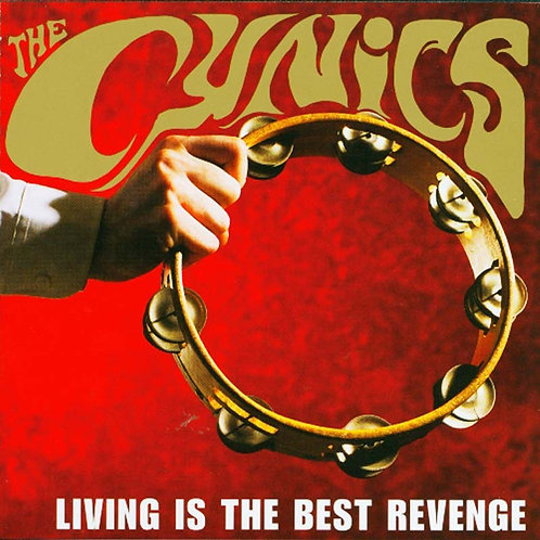 THE CYNICS LP Living Is The Best Revenge (Red Coloured Vinyl)