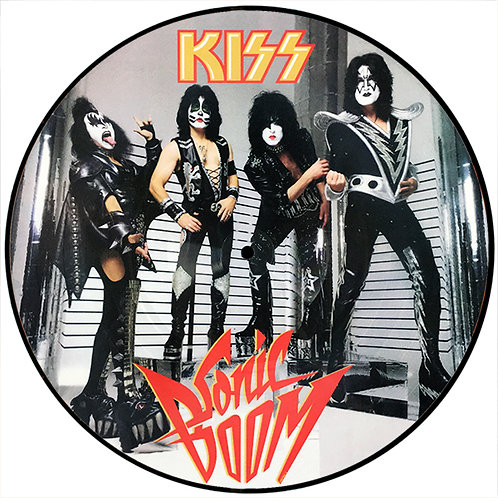 KISS LP Sonic Boom (Picture Disc)