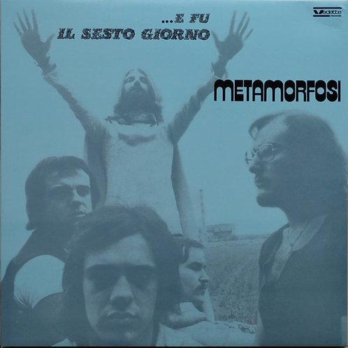 METAMORFOSI LP …E Fu Il Sesto Giorno