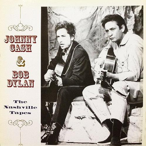 BOB DYLAN & JOHNNY CASH LP The Nashville Tapes