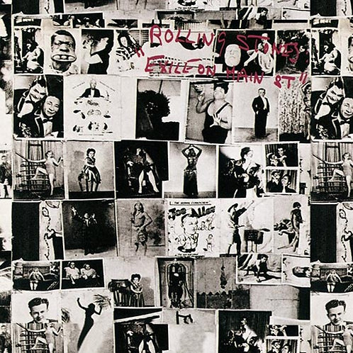 ROLLING STONES CD Exile On Main St (Remastered)