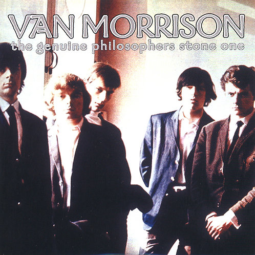 VAN MORRISON CD The Genuine Philosophers Stone One