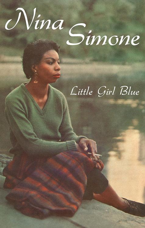 NINA SIMONE CASSETTE Little Girl Blue