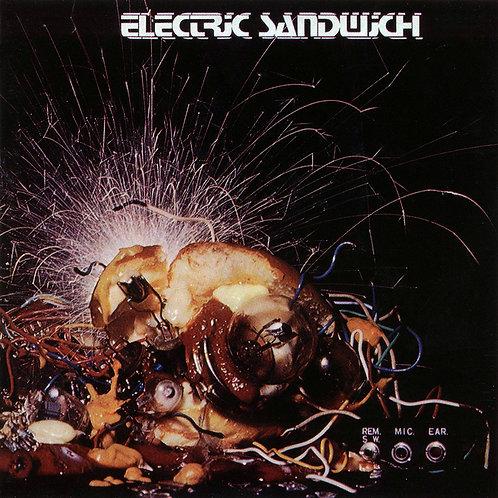 ELECTRIC SANDWICH LP Electric Sandwic (Krautrock) Gatefold Cover