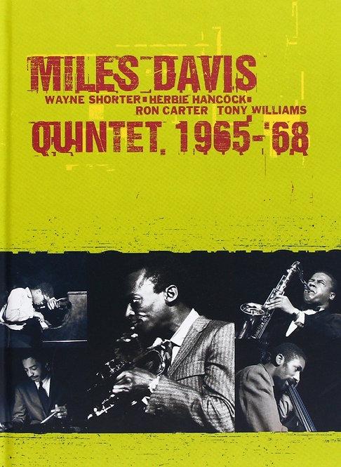MILES DAVIS BOX SET 6xCD Miles Davis Quintet 1965-'68