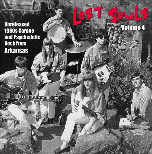VARIOUS CD Lost Souls Volume 4
