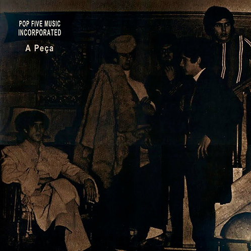 POP FIVE MUSIC INCORPORATED LP A Peça