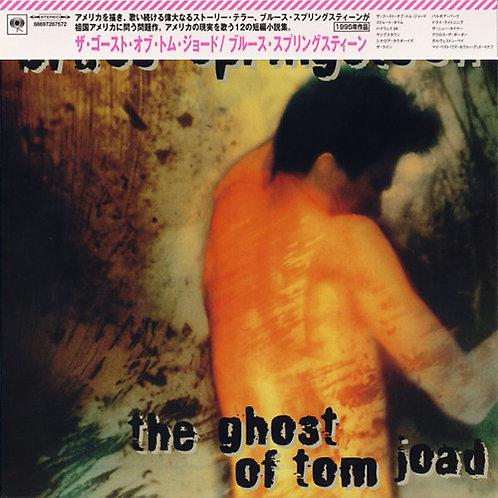 BRUCE SPRINGSTEEN CD Ghost Of Tom Joad (Japan)
